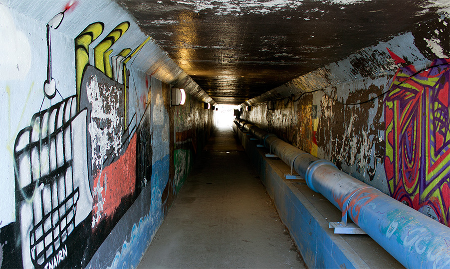 Halterm Tunnel