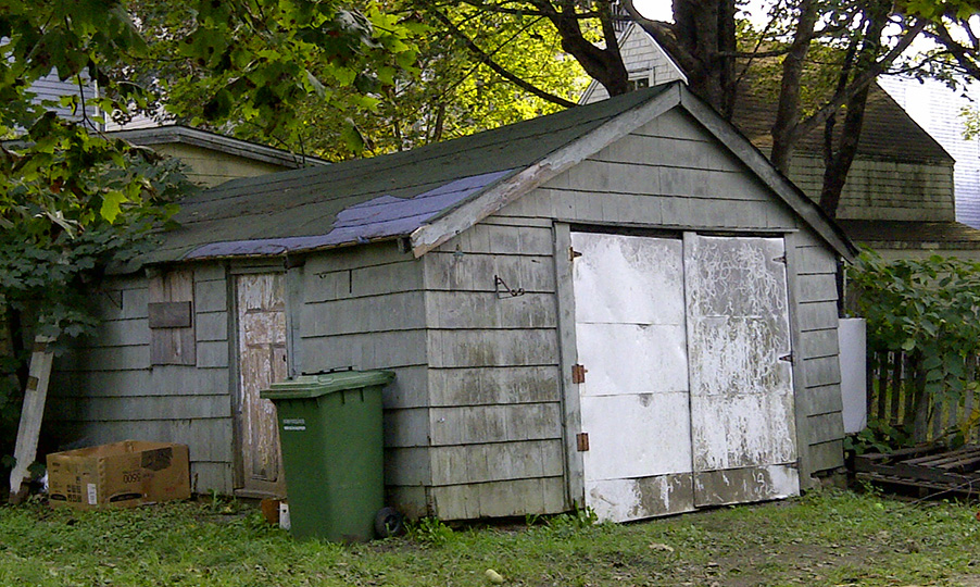 Halifax Shed