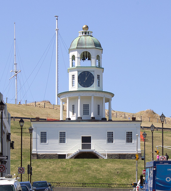 Old Town Clock, Halifax Nova Scotia