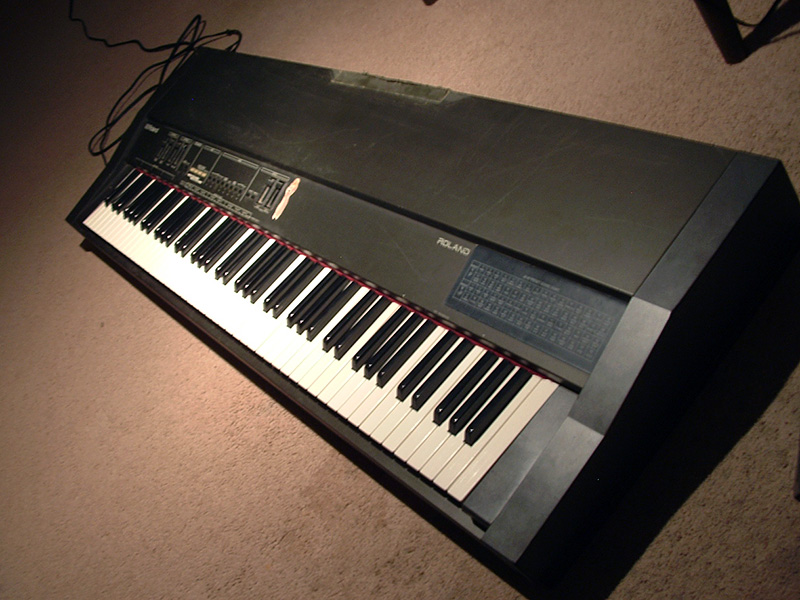 Roland RD-300s Digital Piano