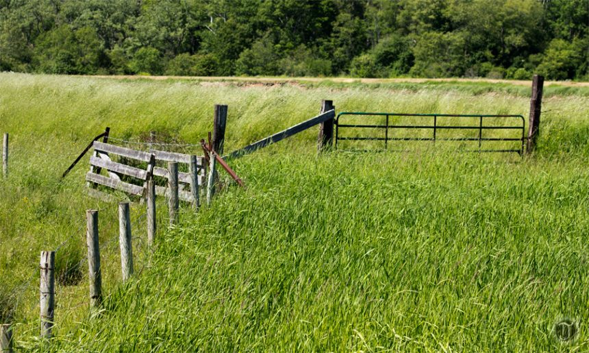 Farmers Fence in Kentville, Nova Scotia