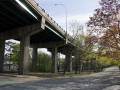 Ashburn Avenue: Bayers Road Overpass