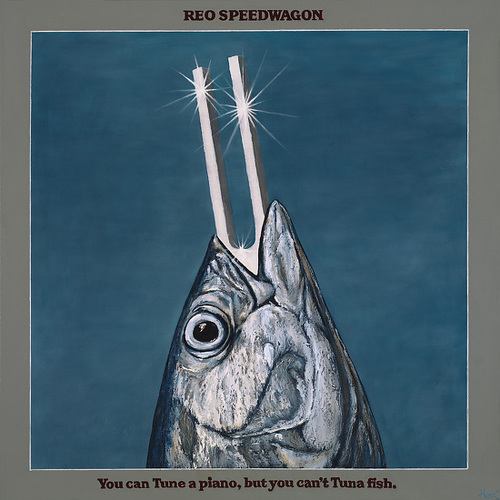 REO Speedwagon Album Cover