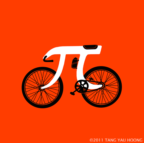Picycle for Pi Day