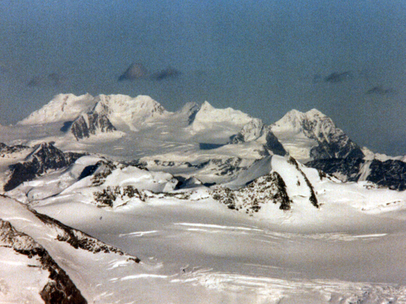 Columbia Glacier Alaska