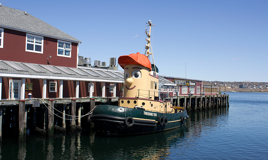 Theodore Tugboat Too