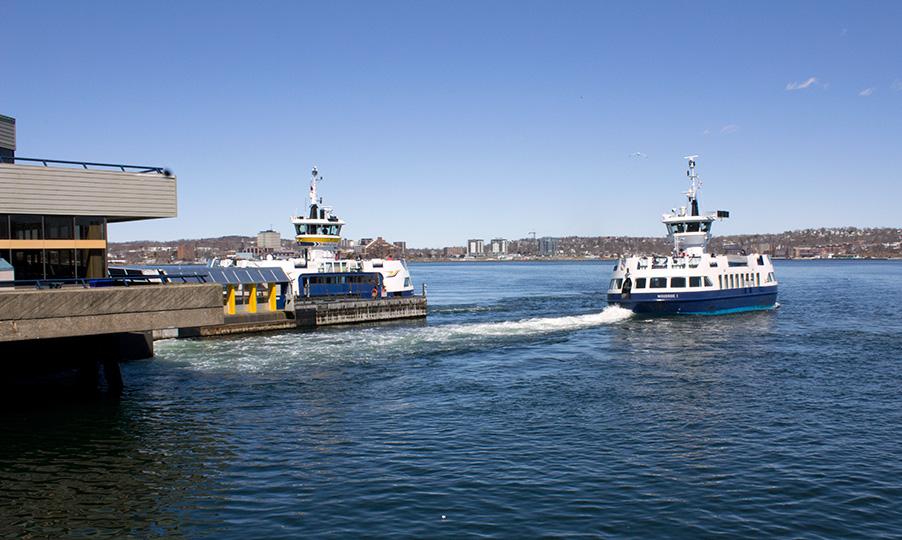 Halifax Woodside Ferry