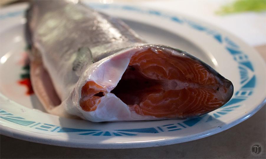 BBQ Sockeye Salmon