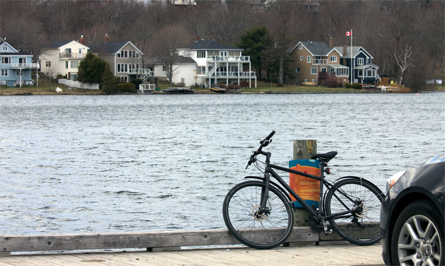 Banook Lake Bike