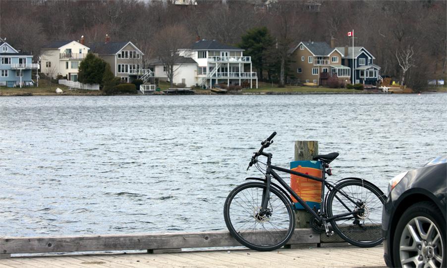 Banook Lake Bike