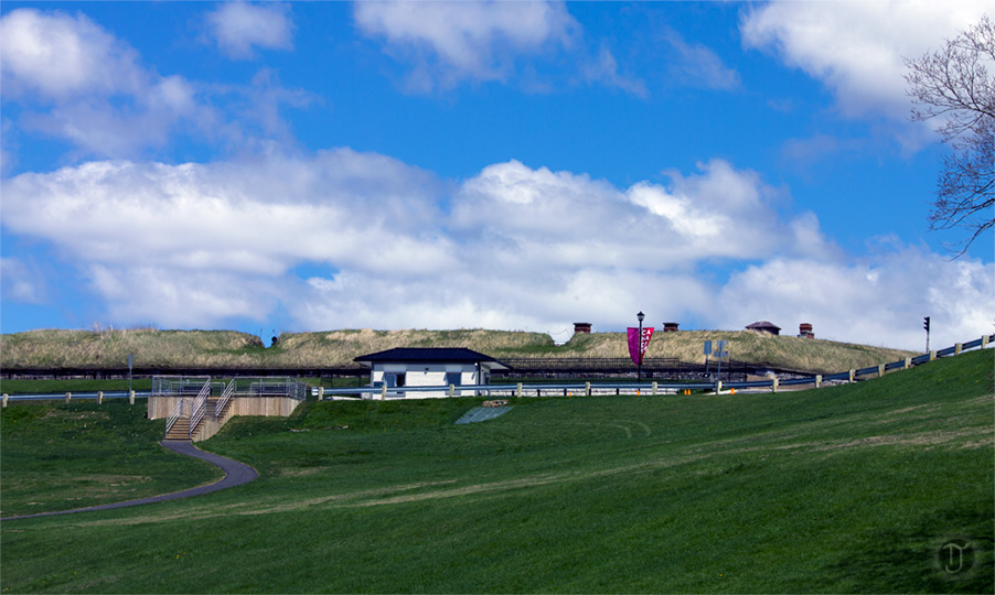 Citadel Hill Halifax