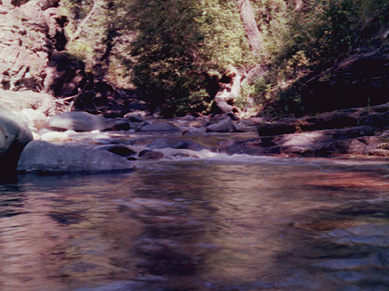 Redrock Stream
